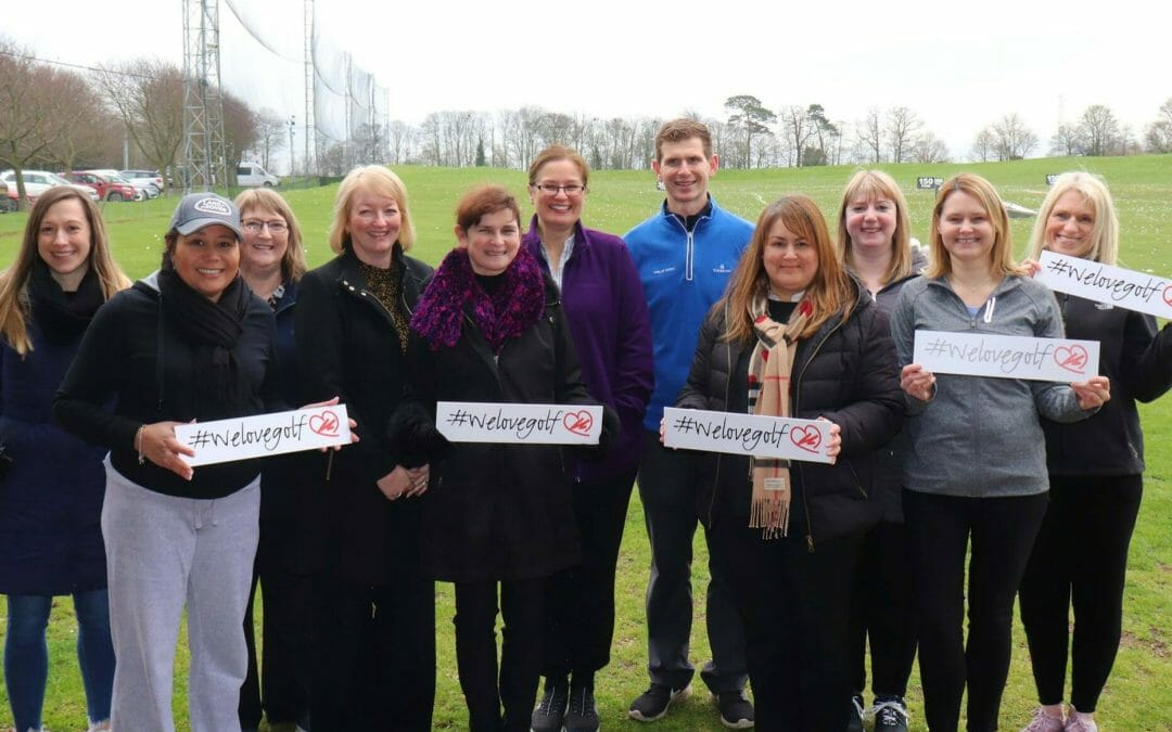 Women flock to Wicklow for exciting We Love Golf opener