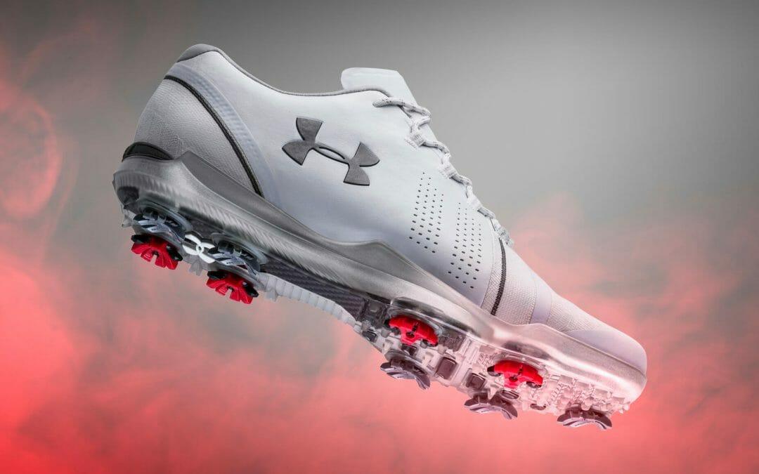 Under Armour Golf unveil the Spieth 3 signature shoe