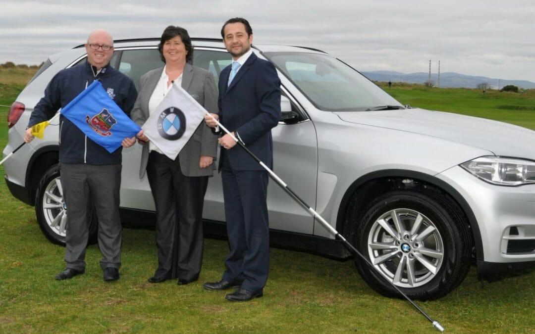 BMW & St Annes launch new Irish PGA event