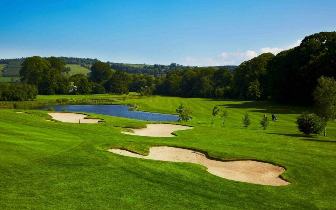 Bunclody Golf & Fishing Club to host Irish PGA Championship