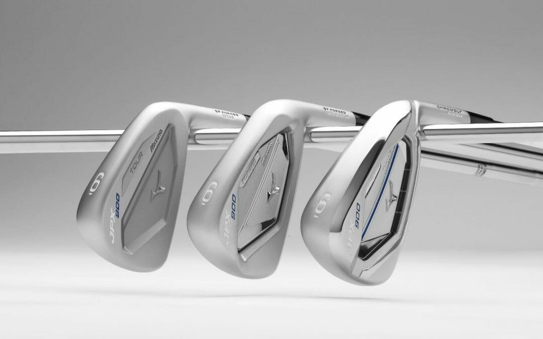 Mizuno launch three new JPX900 series Irons