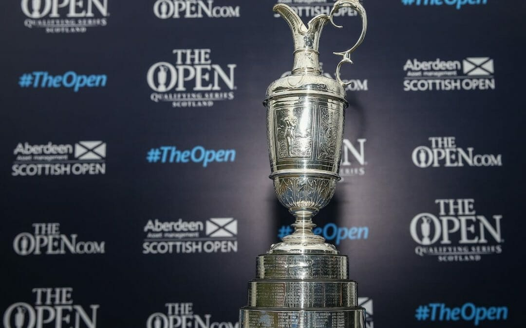 The Open Championship. The greatest Major of them all
