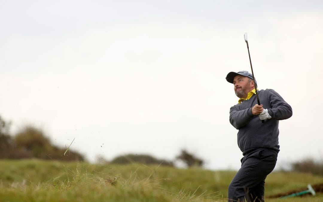 McGrane falls short despite final round charge