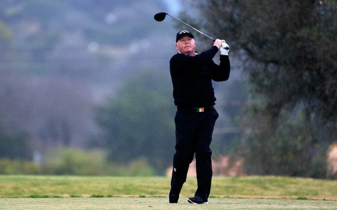 McGovern in cruise control at Q-School halfway point