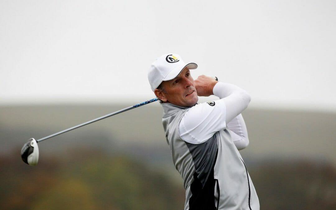Higgins moves into top-10 at PGA Professional Championship