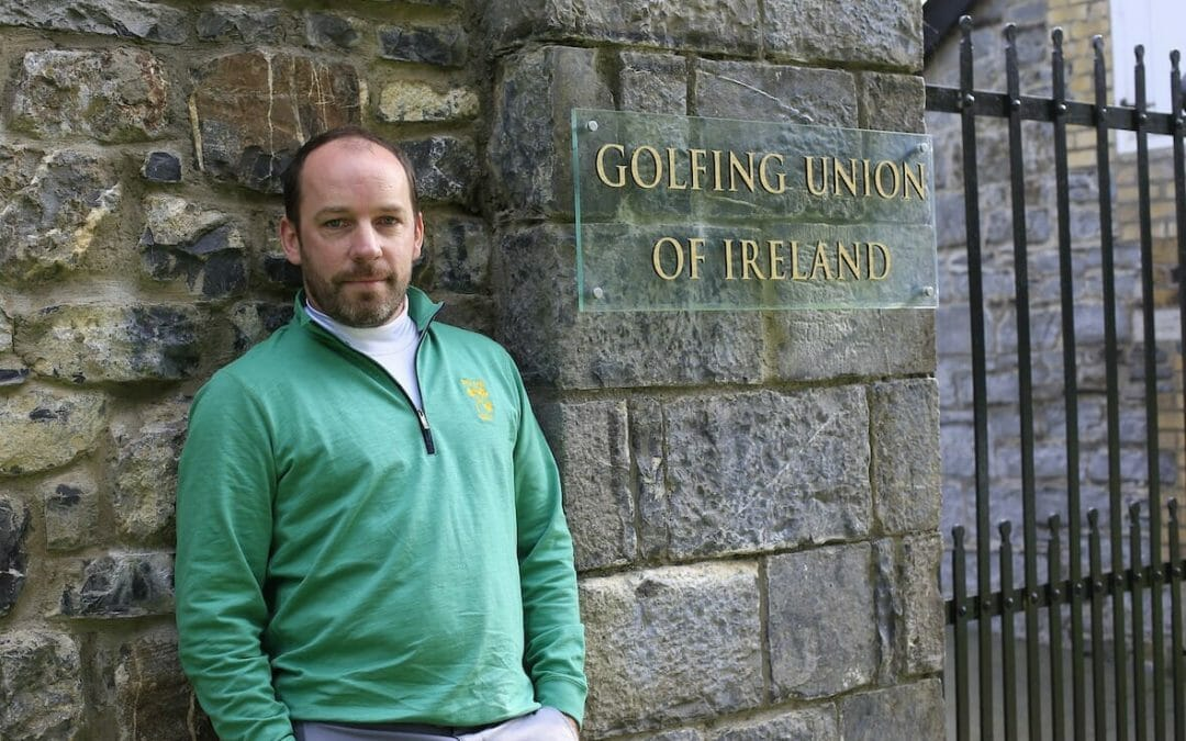 Q&A with Golfing Union of Ireland CEO Pat Finn