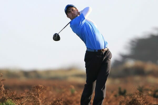 Irish guys dominate the leaderboard in South Africa