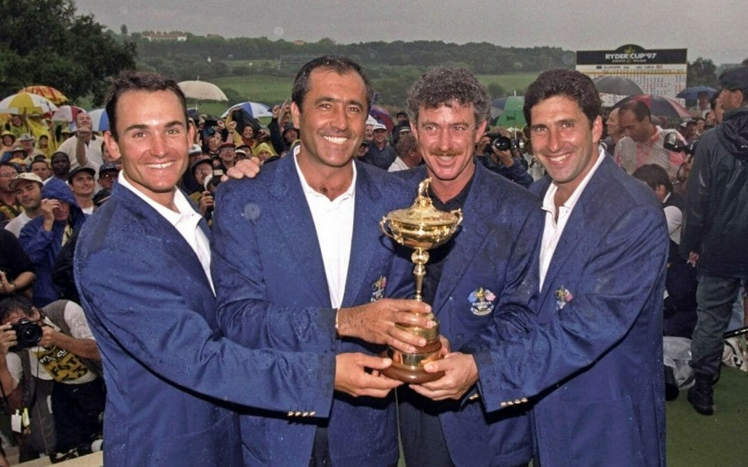 How Seve took out 'El Tigre' at the Ryder Cup