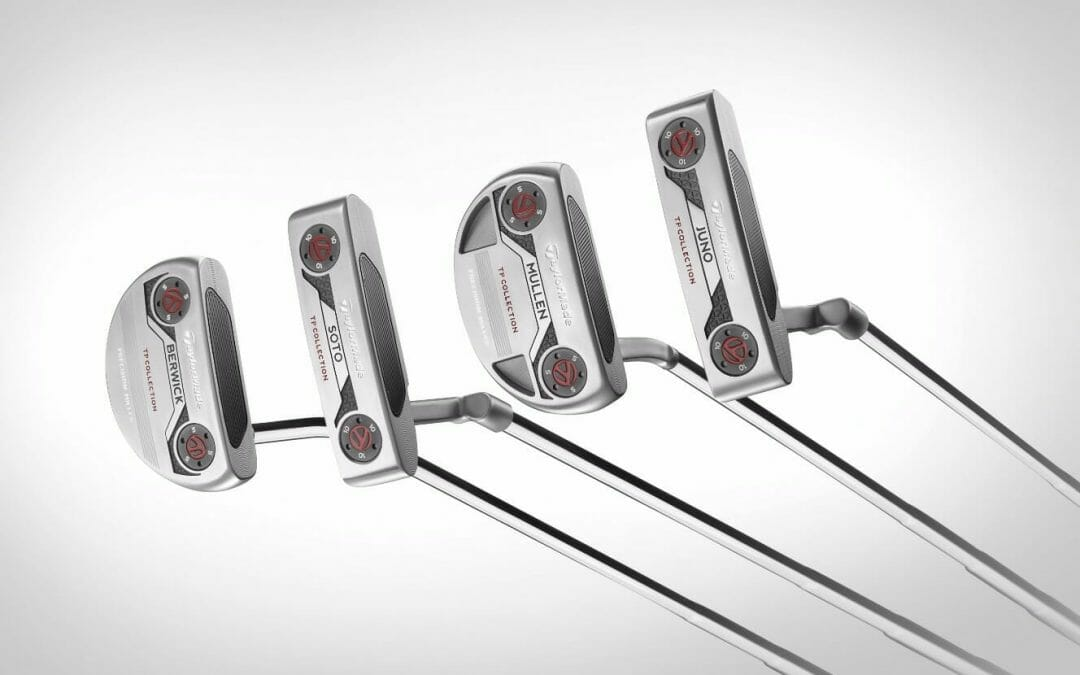 TaylorMade launch new line of TP Putters