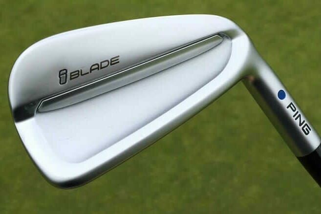 Ping i-Blade iron – Under the microscope