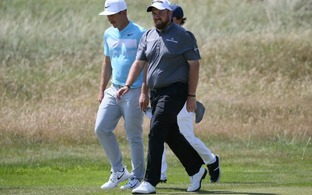 Shane Lowry has found his Happy Place