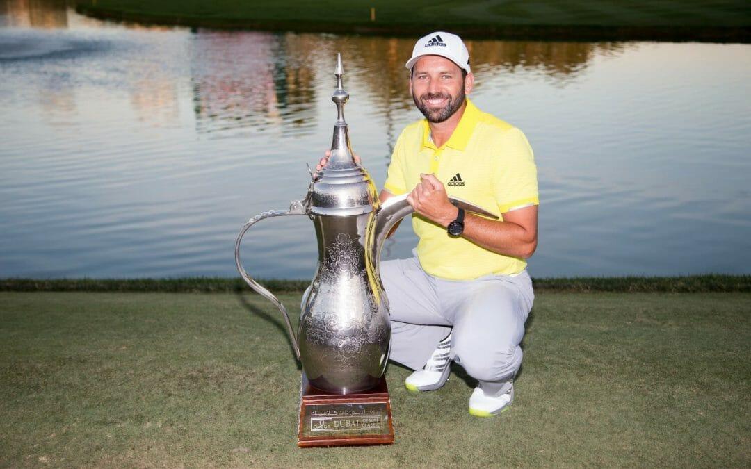 Garcia continues Spanish domination Of Desert Classic