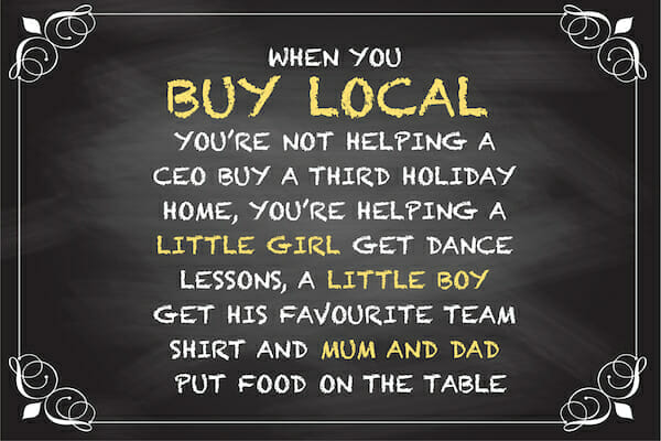 Buy local this Christmas and support your PGA professional