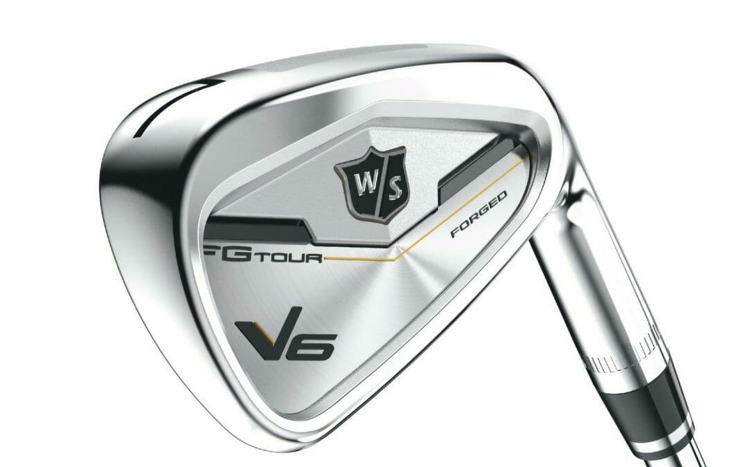 Wilson Staffrelease FG Tour V6 Irons