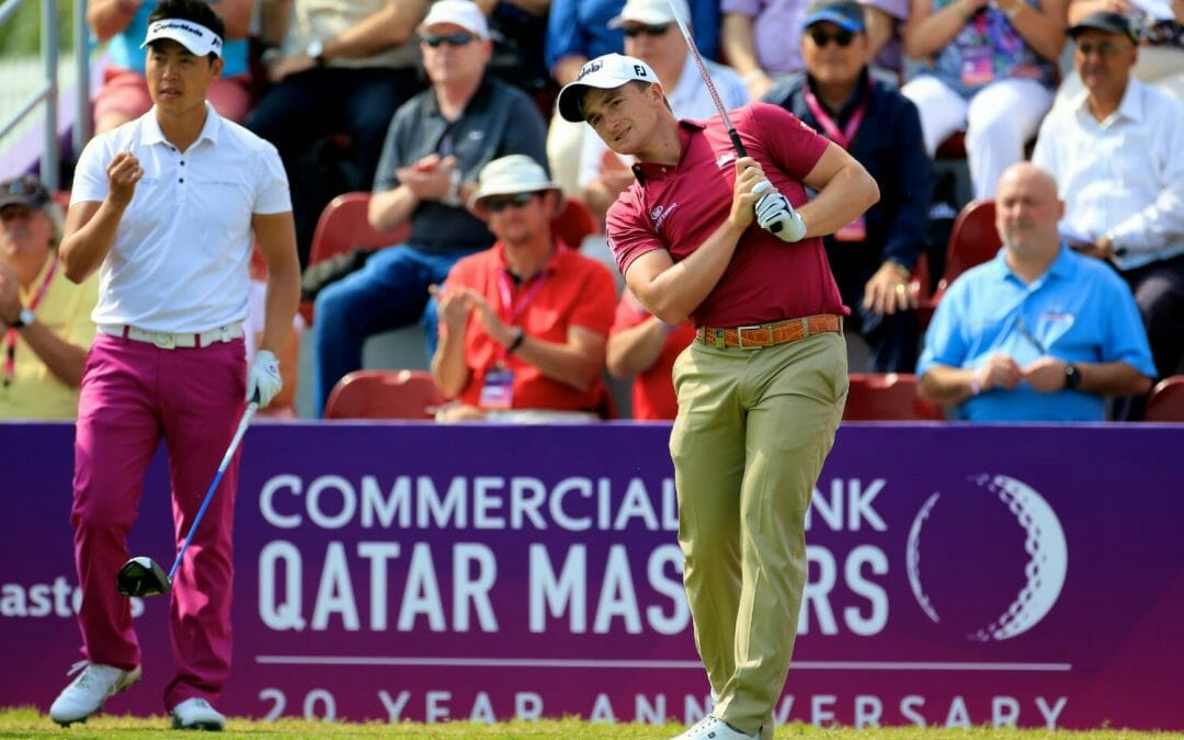 Wang wins in Qatar as Dunne and McDowell finish mid table
