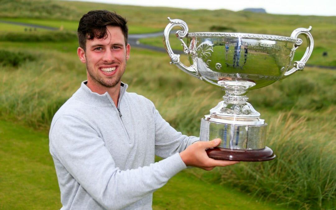 Q&A with Irish Close champion Alex Gleeson