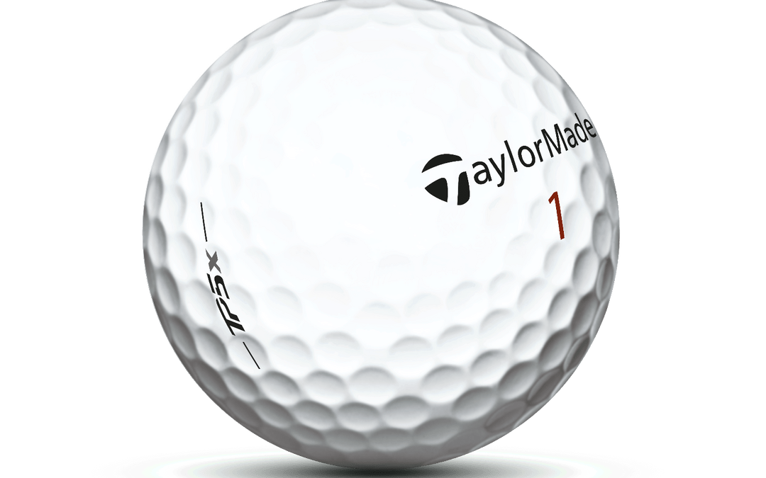 TaylorMade launch new five piece TP5 and TP5x balls