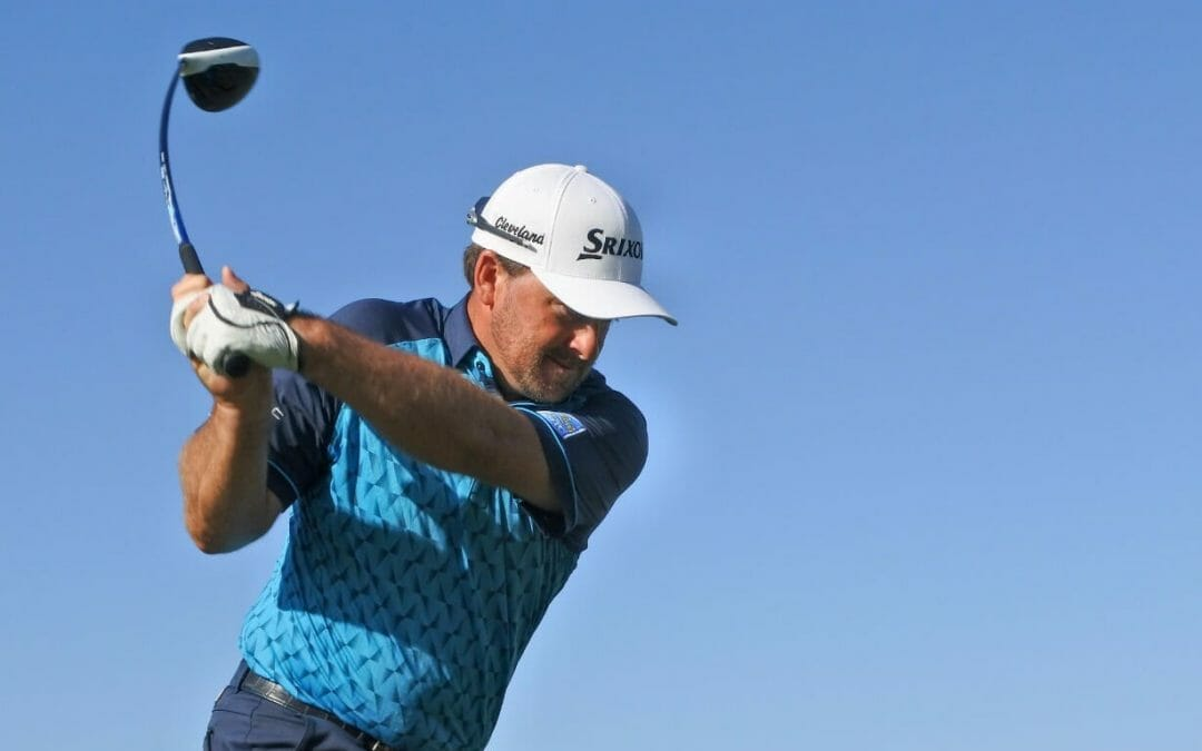 McDowell hoping for big Sunday as Sergio takes control in Dubai