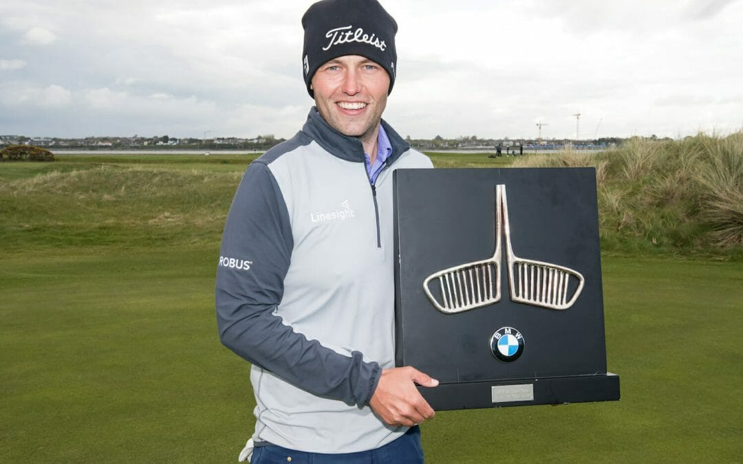 O'Briain hits top gear to take BMW Eastern Open title