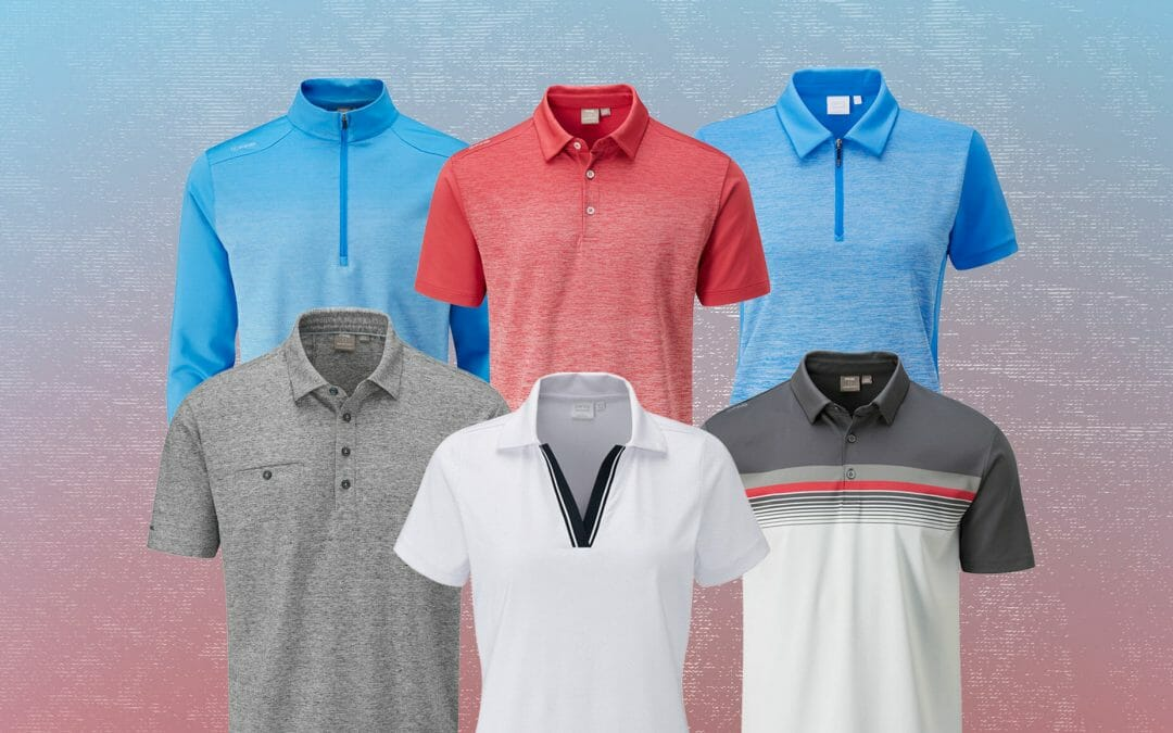 PING launches SS19 apparel collection for Ladies and Men
