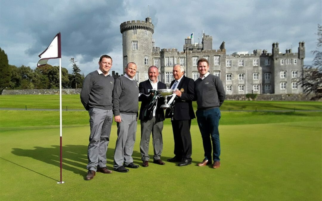 Play-off win for McGrane at Irish Club Professional Tournament