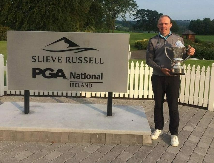 Moriarty magic proves too much at Slieve Russell Masters