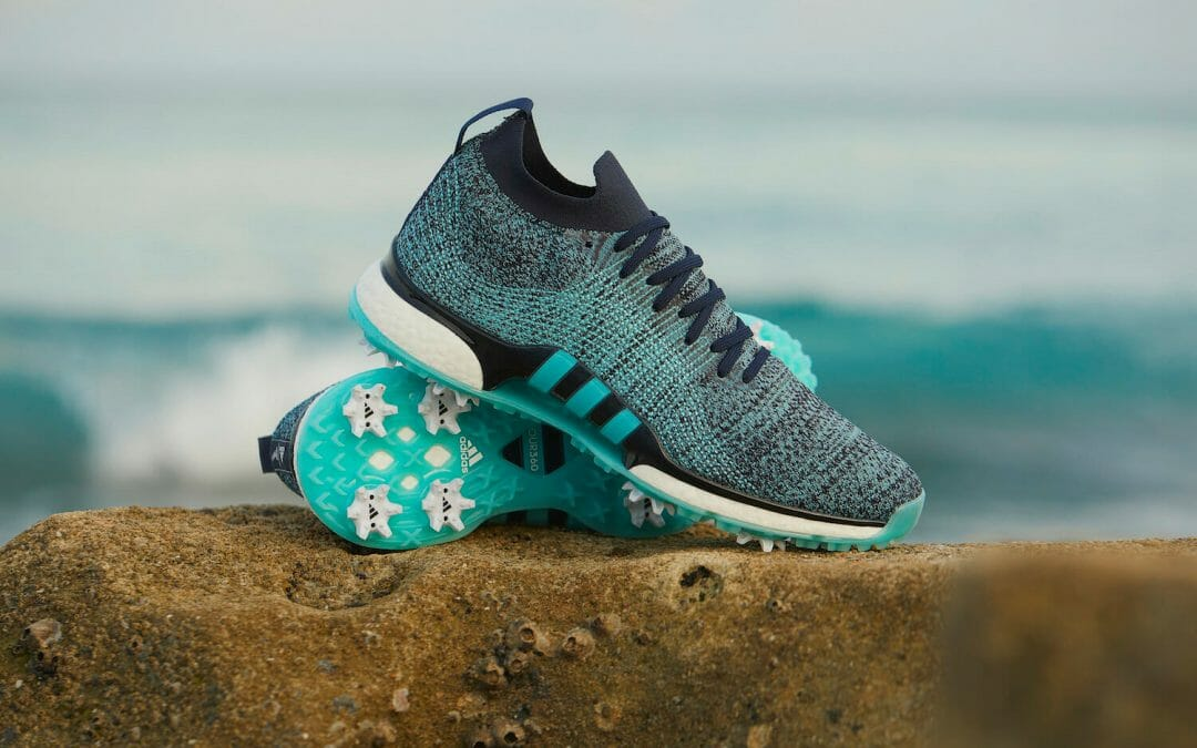 Adidas Golf stepping up efforts to save our oceans with new TOUR360 XT Parley