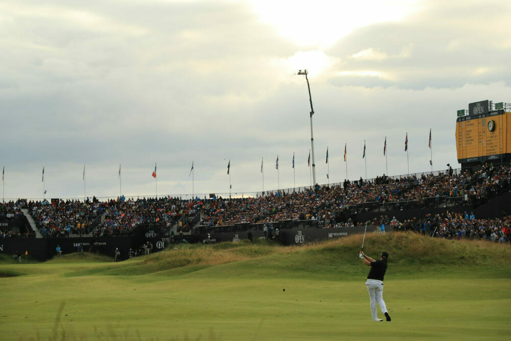 Golf Ireland welcomes news of The Open Championship's return in 2025