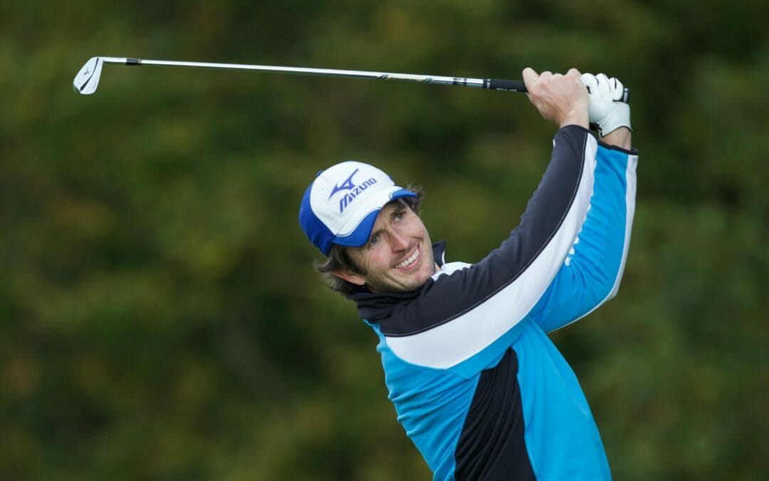 Double joy for Kilpatrick at Waterford Castle Pro-Am