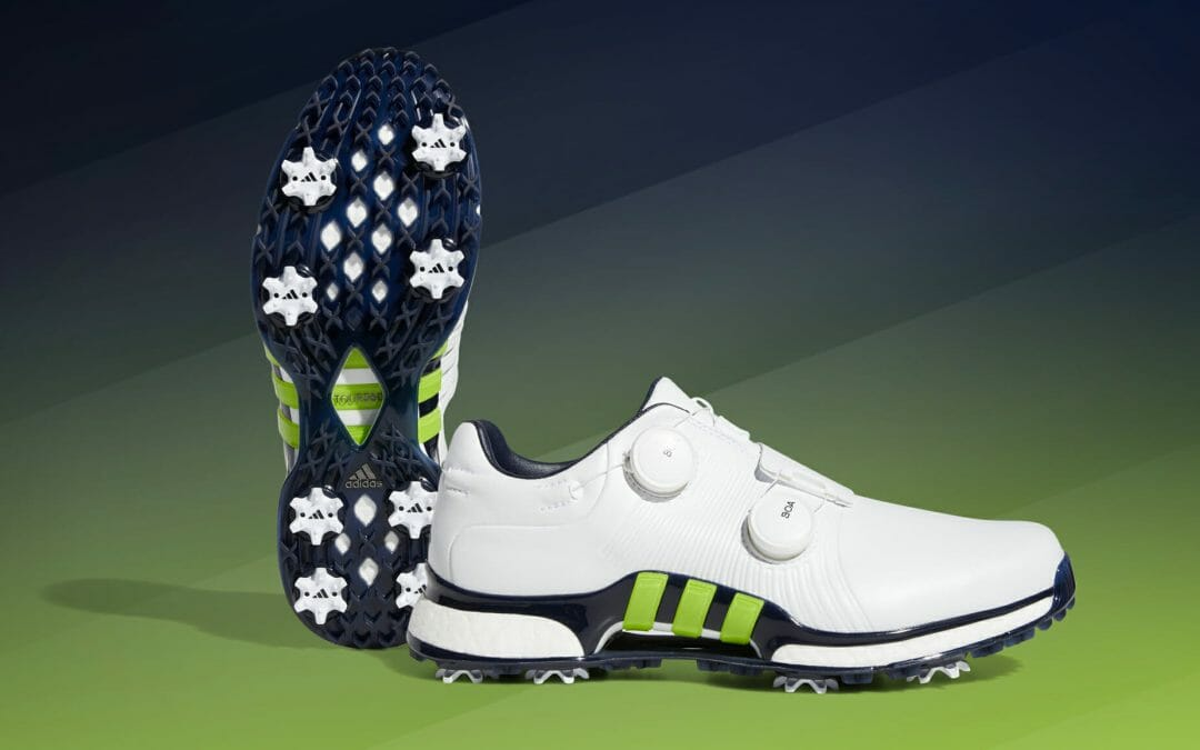 Wrap your feet in Adidas' first dual-dial BOA shoe