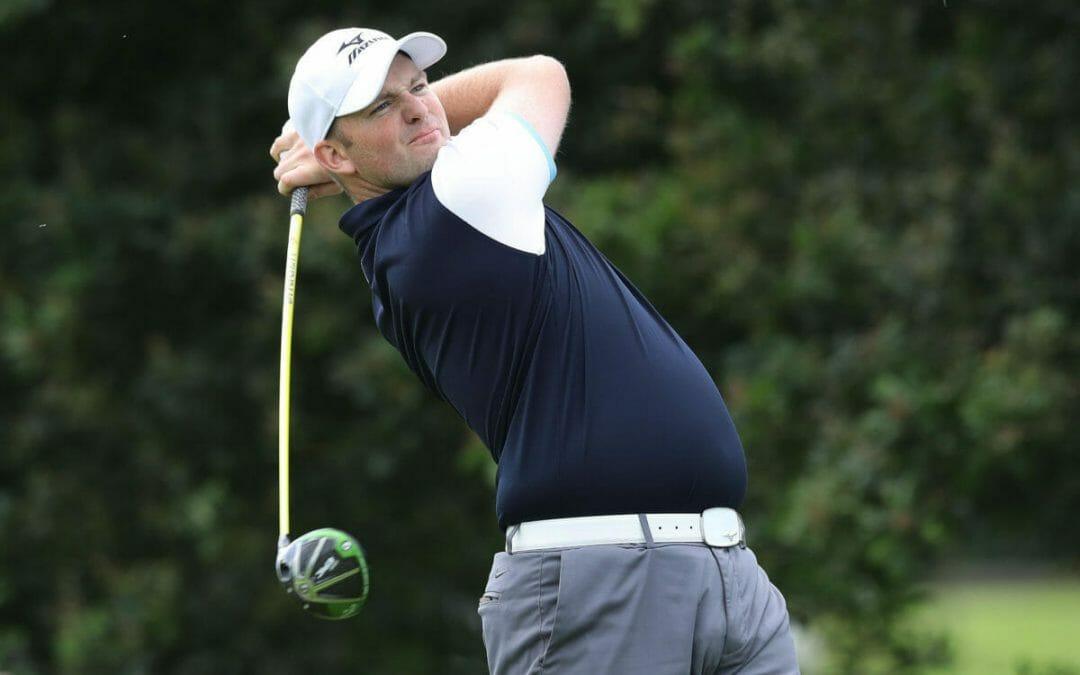 Quinlan hits the front at Irish PGA at Bunclody