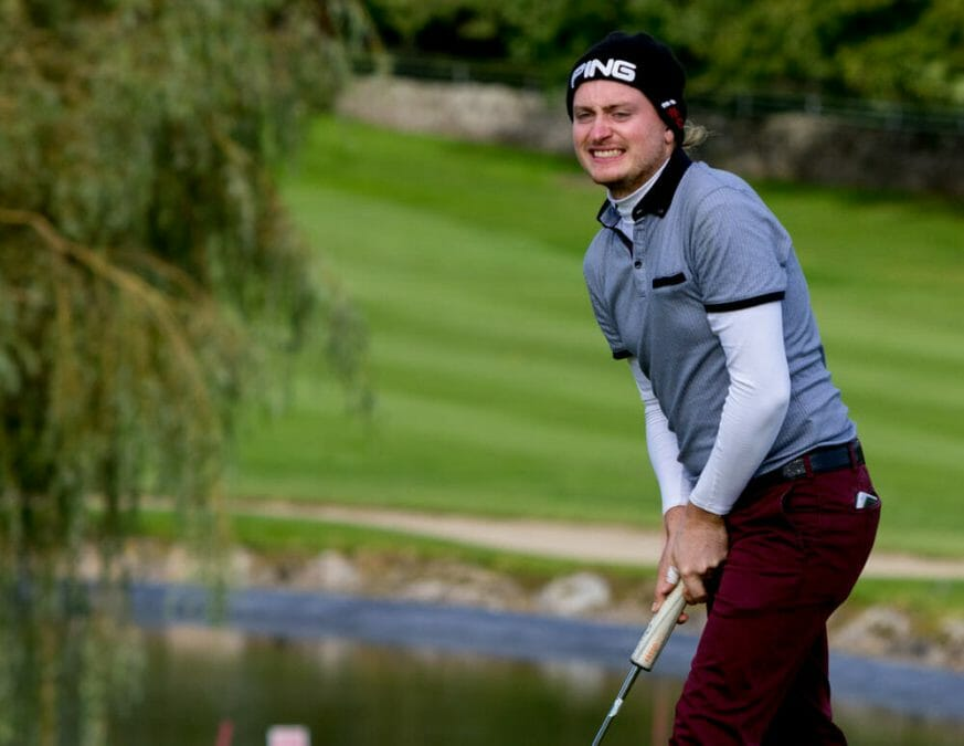 Top-5 finish boosts Carey's Order of Merit hopes on Alps