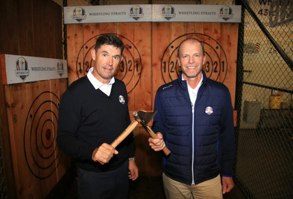 Selecting the Ryder Cup teams