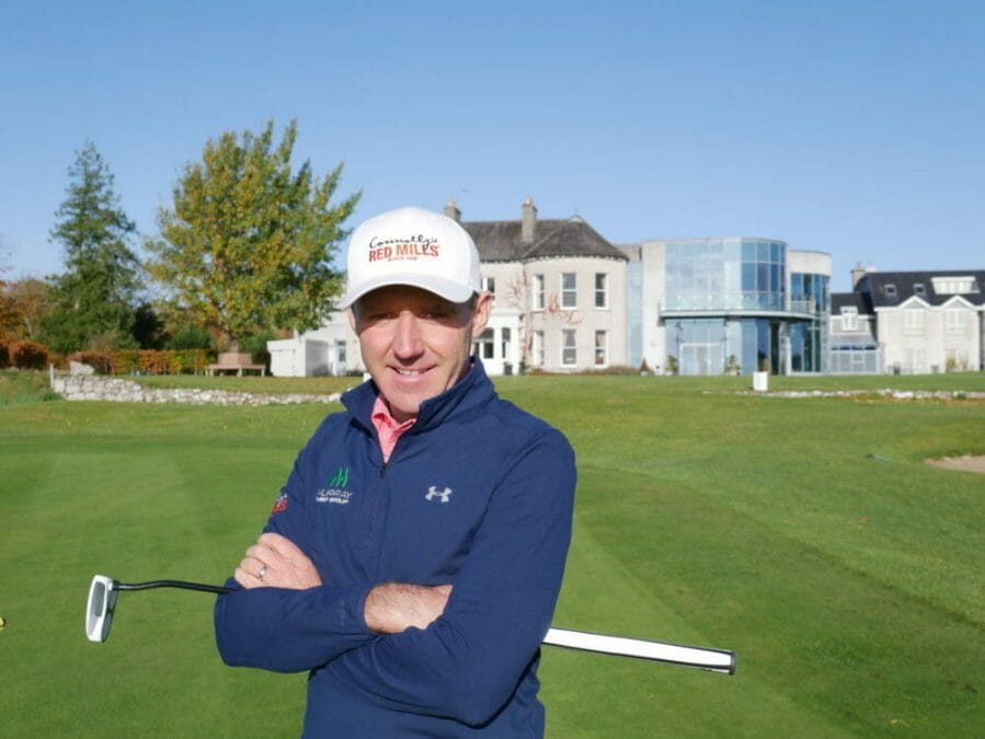 Final hole hiccup costs Moriarty Turkish delight
