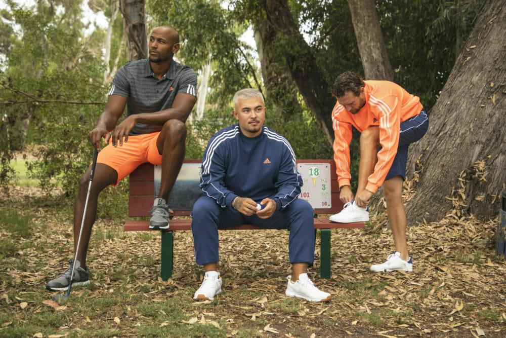 Adidas taking street culture to the course with limited edition collection