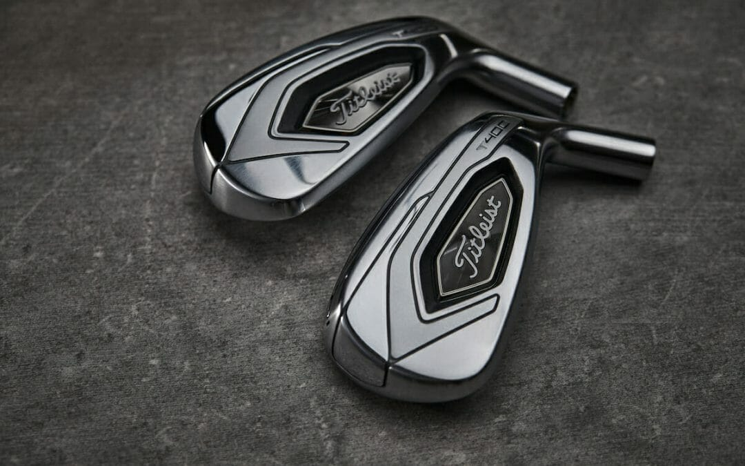 Titleist Introduce New T400 Irons for Easy Launch and Super Distance