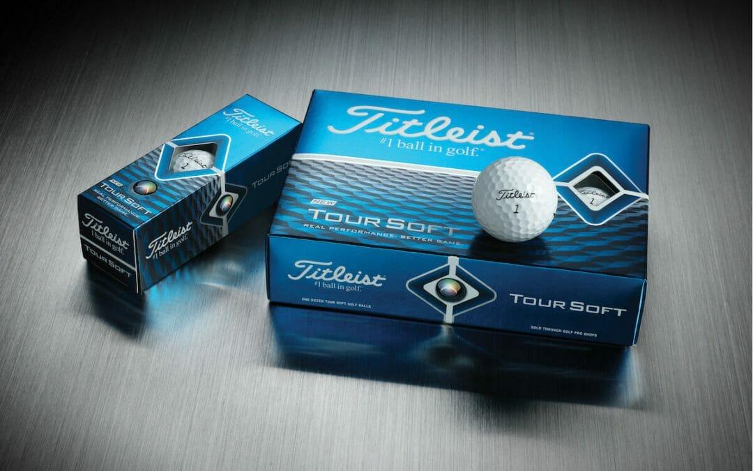Titleist unveils improved Velocity & Tour Soft Balls for 2020