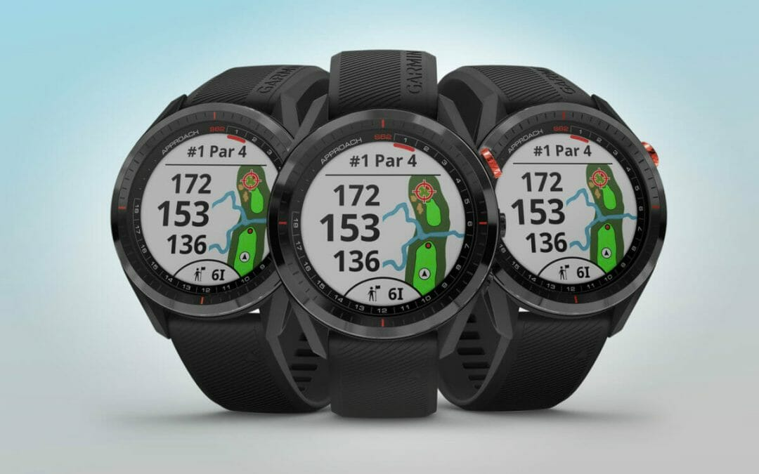 Garmin introduces S62 Approach GPS with Virtual Caddie