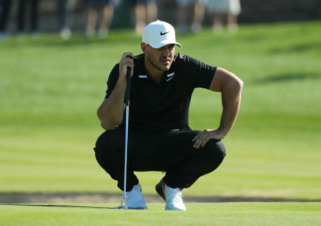 Koepka confirms he will play at Whistling Straits