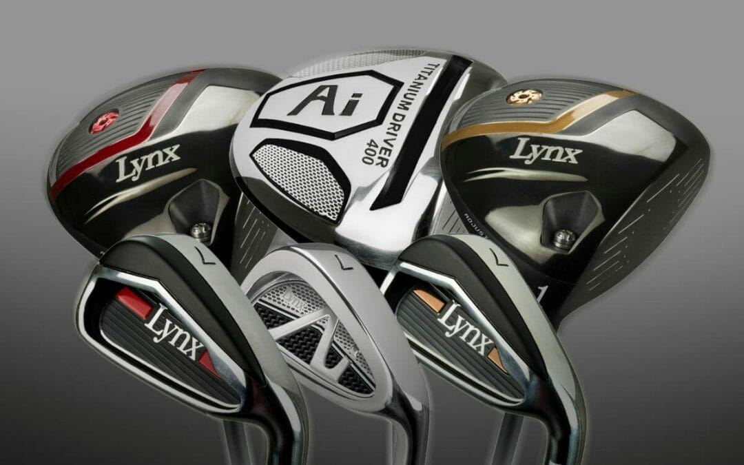 Lynx Golf revolutionises junior clubs with new 2020 collection