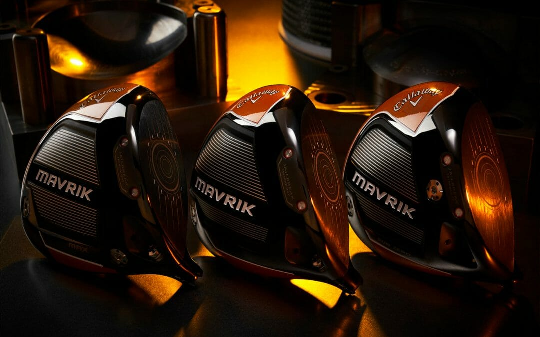 Callaway Golf unveil Mavrik Drivers & Metalwoods