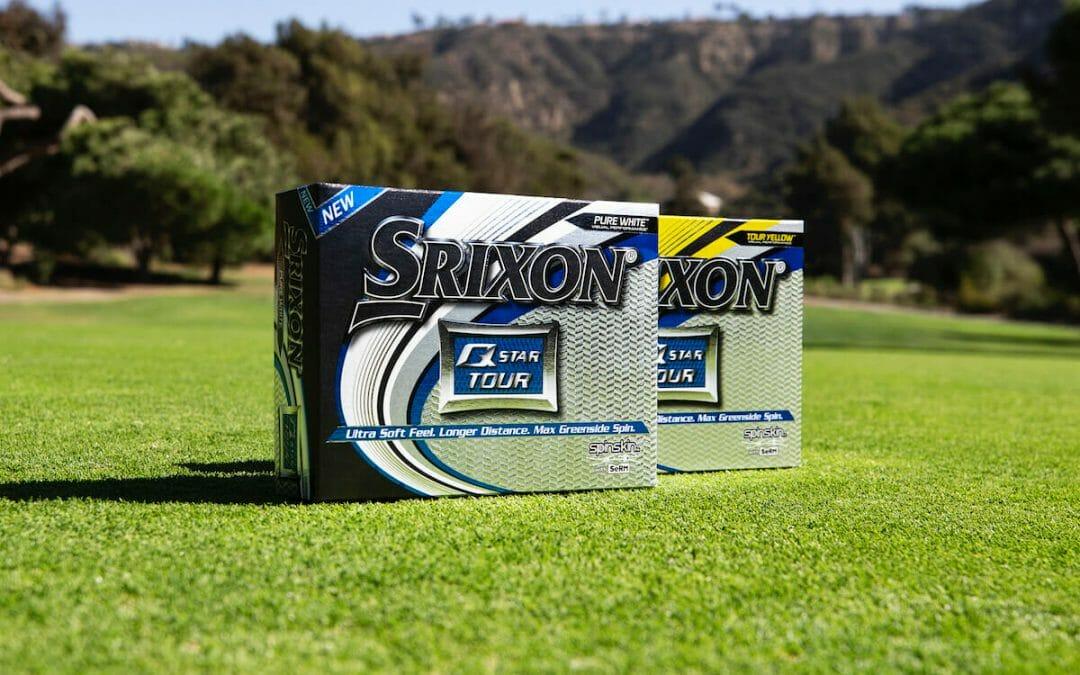 Srixon launch third generation Q-Star Tour golf balls