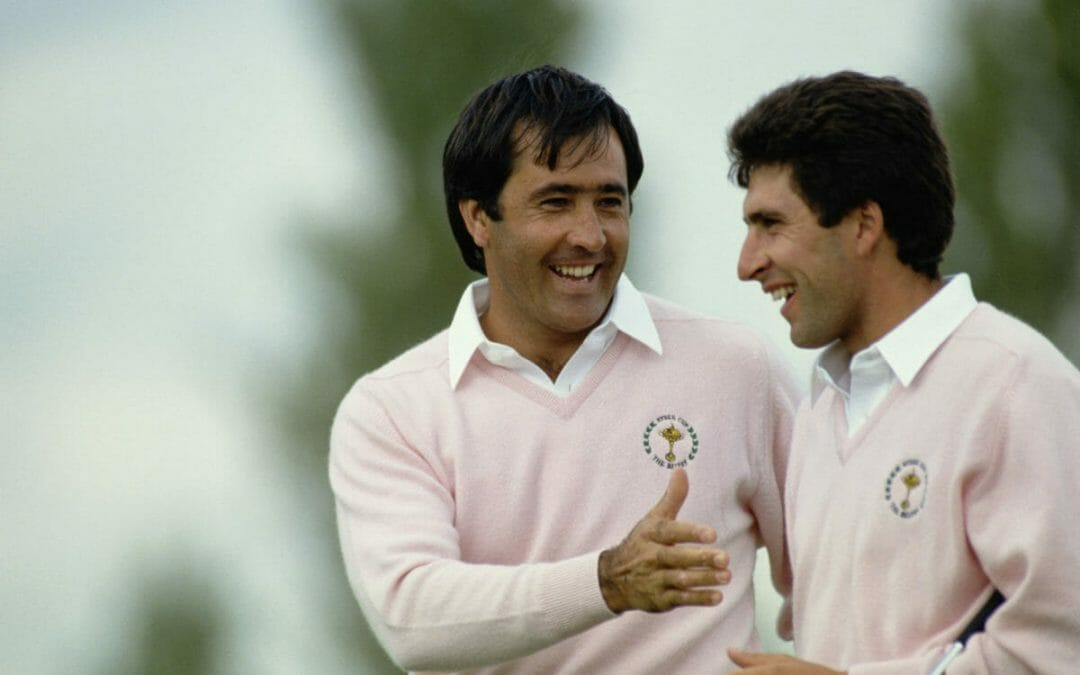 Sales of Seve book soar in lead-up to Ryder Cup