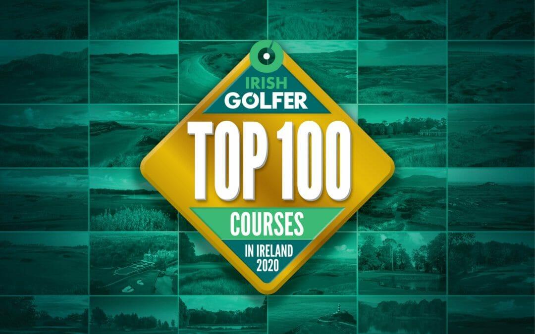 The Irish Golfer Top 100 Courses in Ireland 2020