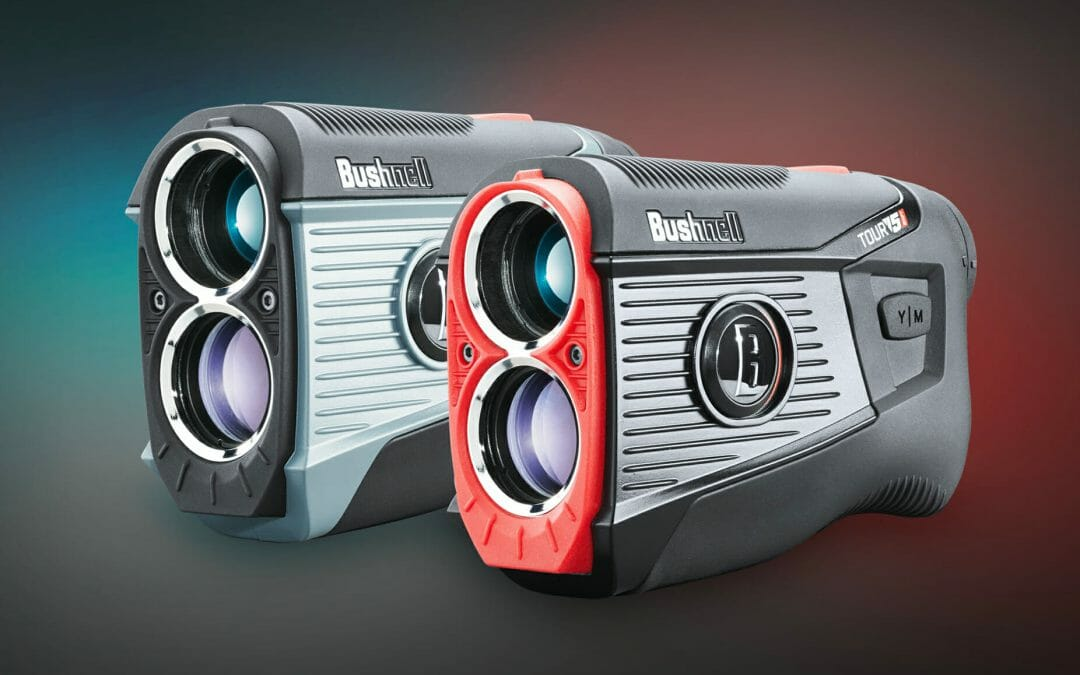 Bushnell Golf unveils new Tour V5 & Tour V5 Shift lasers