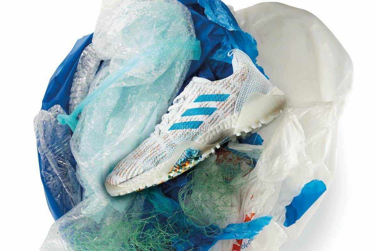 Adidas' journey to End Plastic Waste hits the golf course