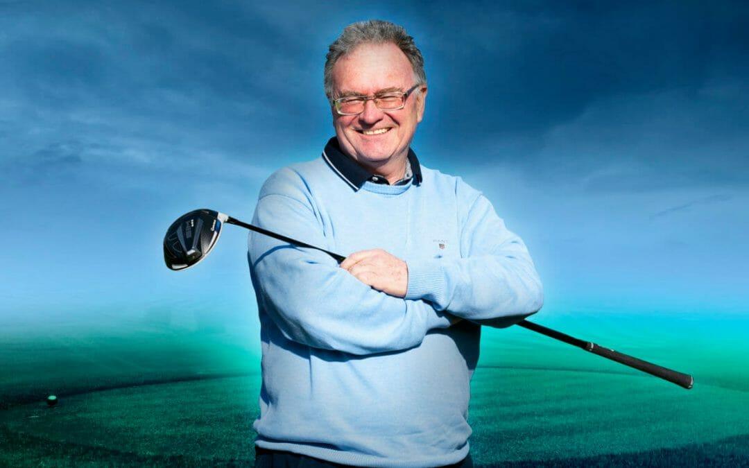 Brendan McDaid – a lifetime inthe increasingly crowded golf teaching profession