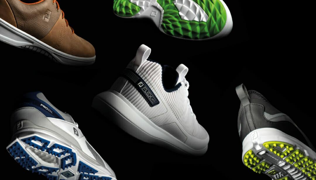 Footjoy delivers comprehensive spikeless line-up for 2020