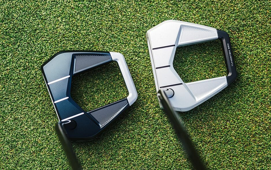 TaylorMade Spider collection growing legs