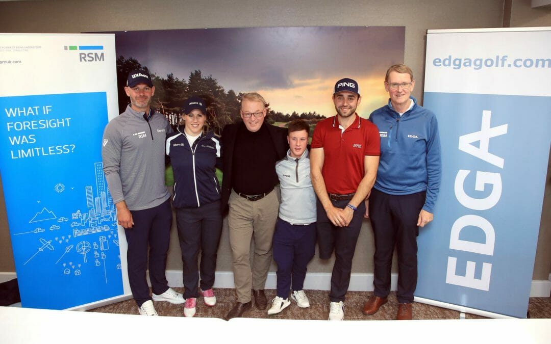 Waring to take on new role as EDGA Ambassador